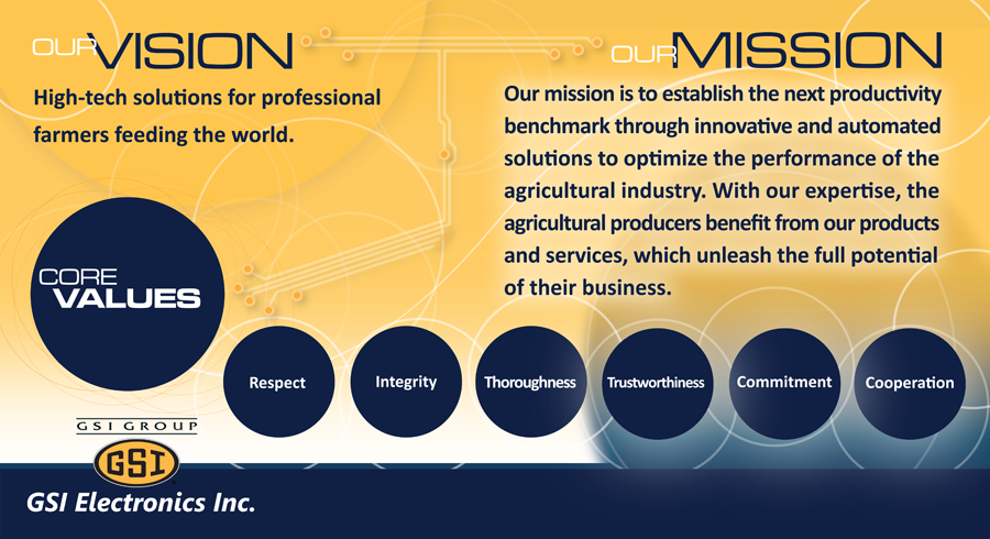 gsi electronics inc mission statement